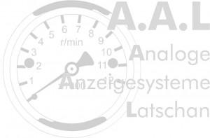 Analoge Anzeigesysteme Latschan e.K. Logo Hell